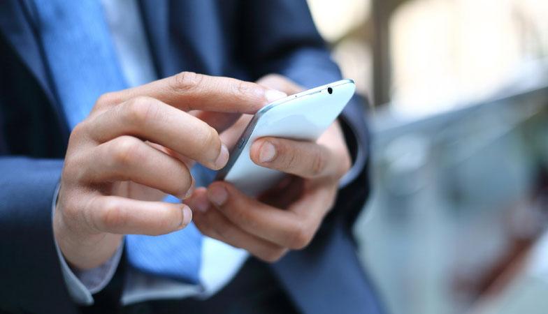 Smartphone la oficina móvil de la actualidad