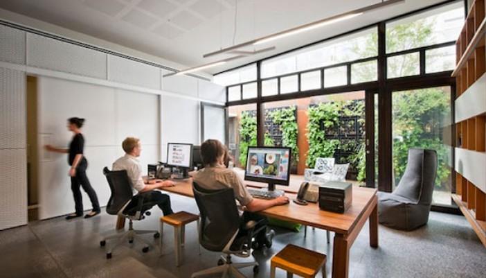 Tips para oficinas modernas zenttre for Oficinas elegantes y modernas