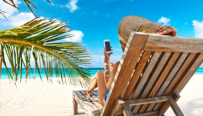 ¿De vacaciones? ¡Olvídate de la Tecnología!