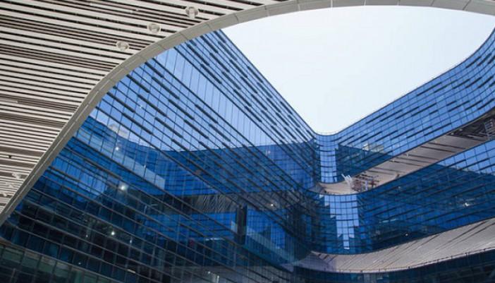 Así son las nuevas oficinas de Samsung en Silicon Valley