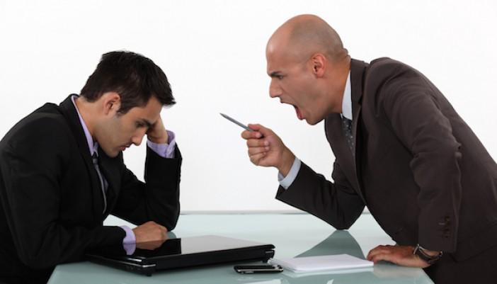 ¿Cuáles son las características de los malos jefes?