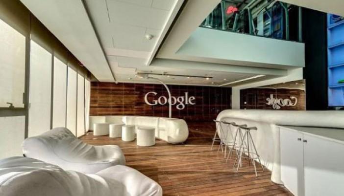 Las impresionantes oficinas de Google en Israel