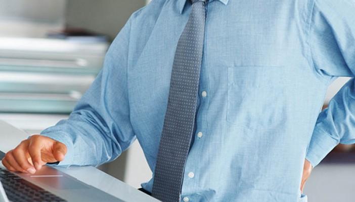 Tips para evitar el dolor de espalda en la oficina