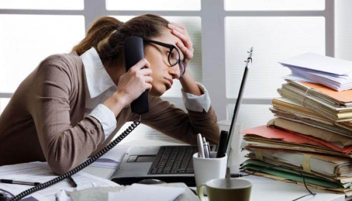 Tips para el estres en oficina