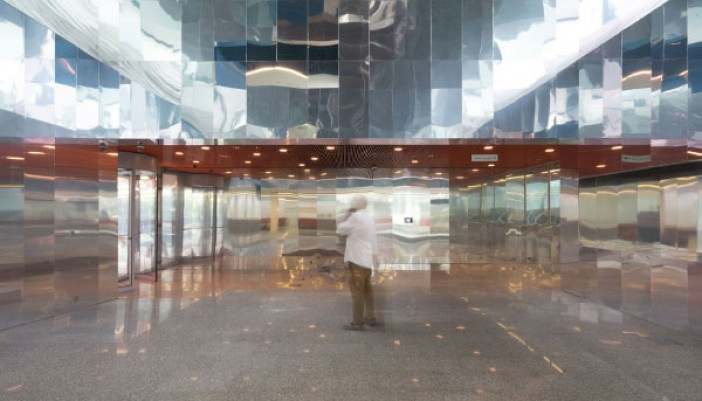 Una vista a las oficinas Credit One Kuwait