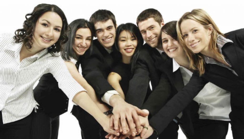 Aprende a trabajar en equipo