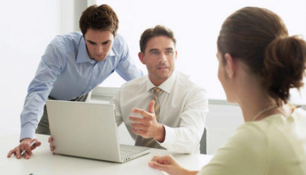 La comunicación con los empleados
