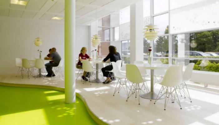 Oficinas bonitas, igual a más productividad
