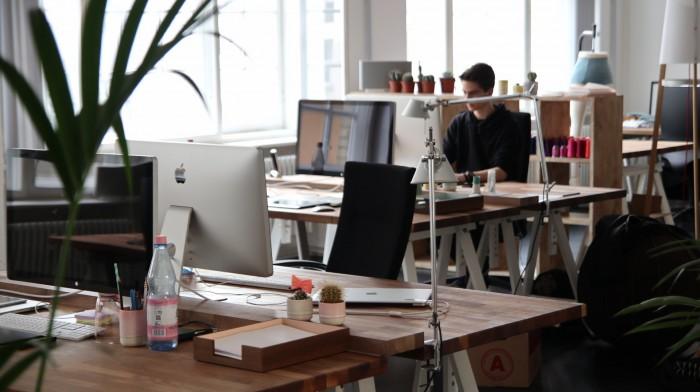Oficina bonita, igual a gente más productiva