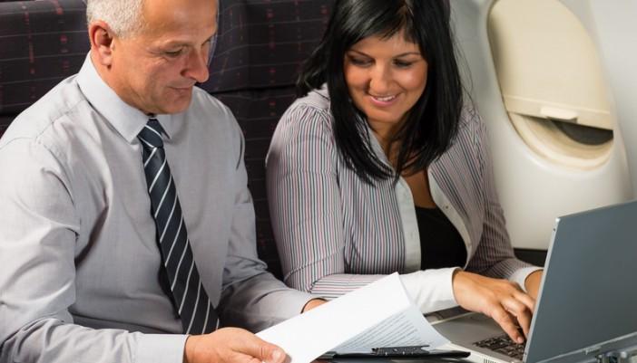 El Internet a bordo de aviones está por mejorar