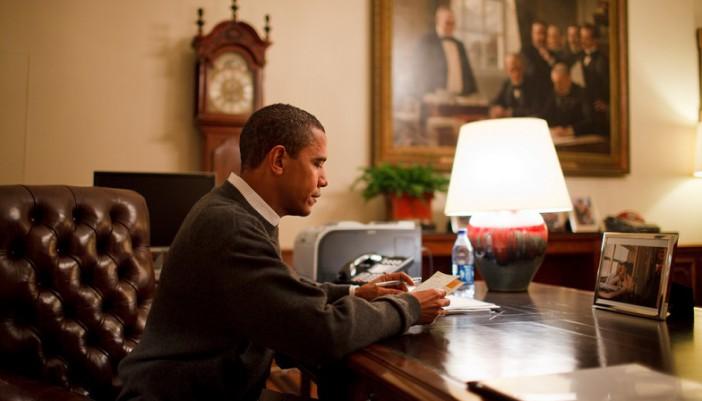 Las noches del Presidente