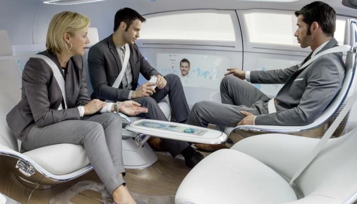 La oficina… en el automóvil