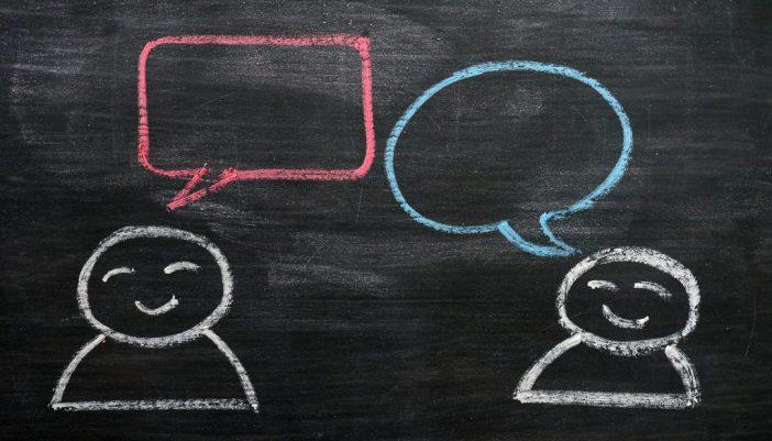 Convierte una charla breve en una gran conversación
