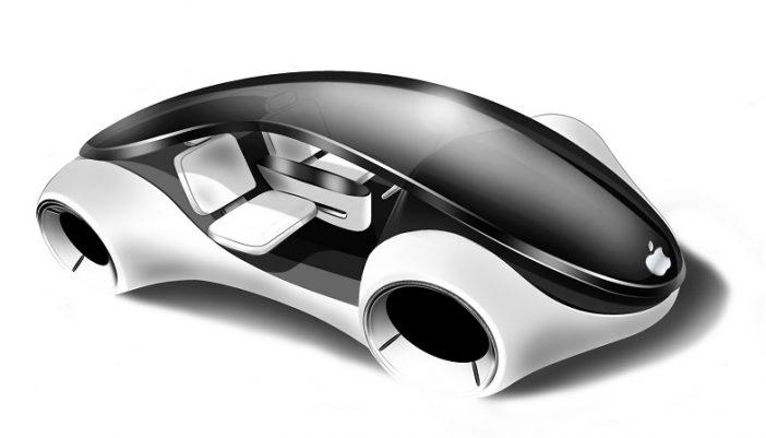 Apple disminuye su esfuerzo por un coche auto conducido