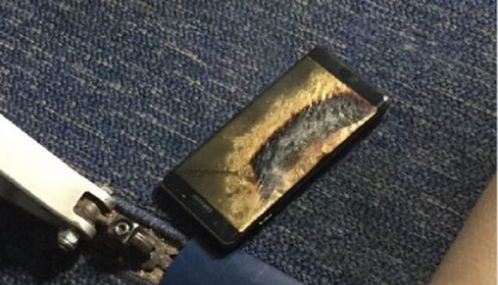 Detienen producción del Galaxy Note 7