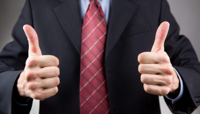 5 ideas para mantenerte positivo en el trabajo
