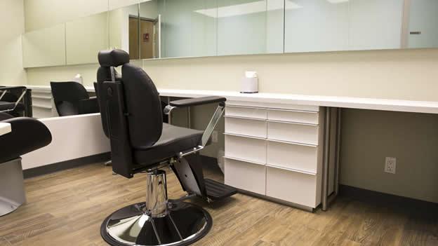 En las oficinas habrá un espacio de estética.