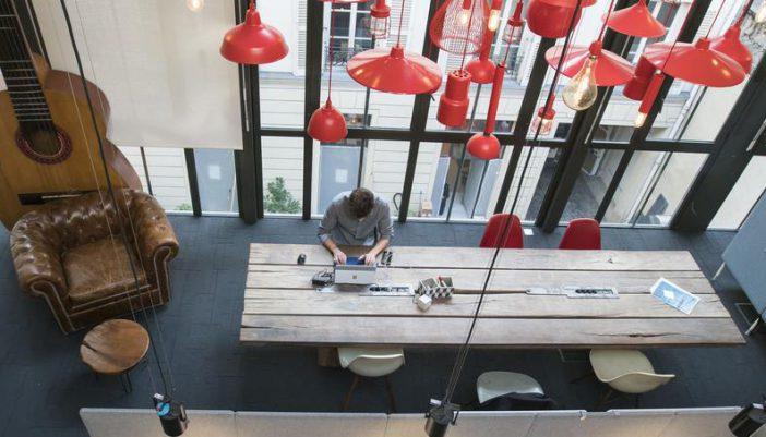 Las oficinas del mañana se asemejarán a tu hogar