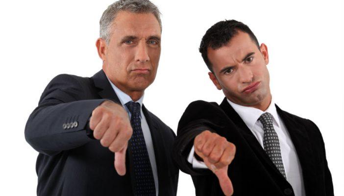 Las 5 actitudes que debes evitar si quieres alcanzar el éxito