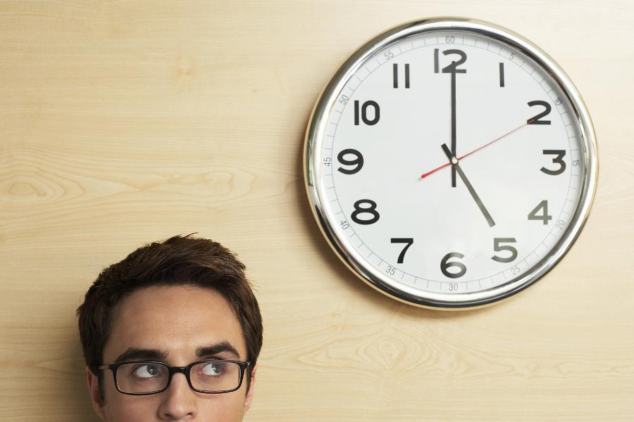Sal a tiempo de tu oficina y sin dejar pendientes