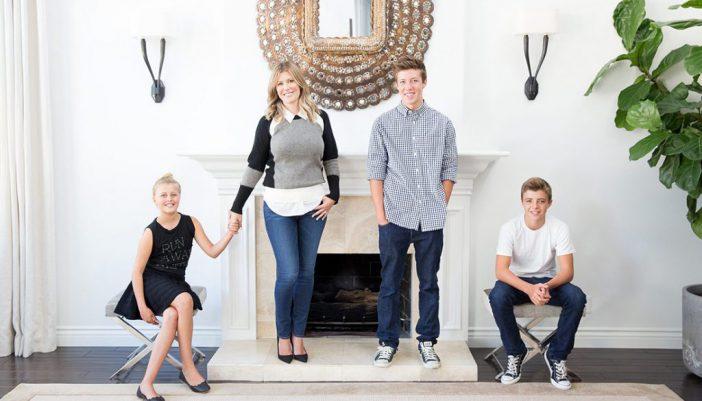 Historia de éxito para esta mamá que ahora es CEO de su empresa.