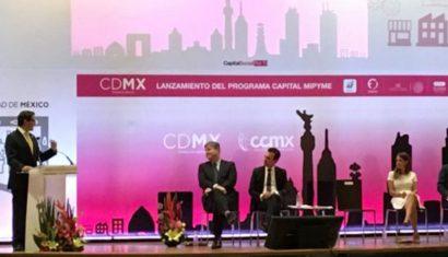La CDMX da apoyo a los jóvenes emprendedores.