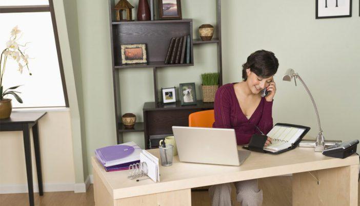 Aumenta la productividad del home office con las oficinas virtuales.