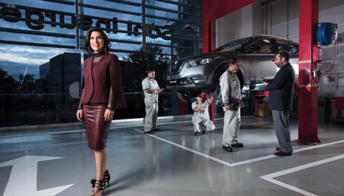 La primer mujer en la dirección general de Nissan México