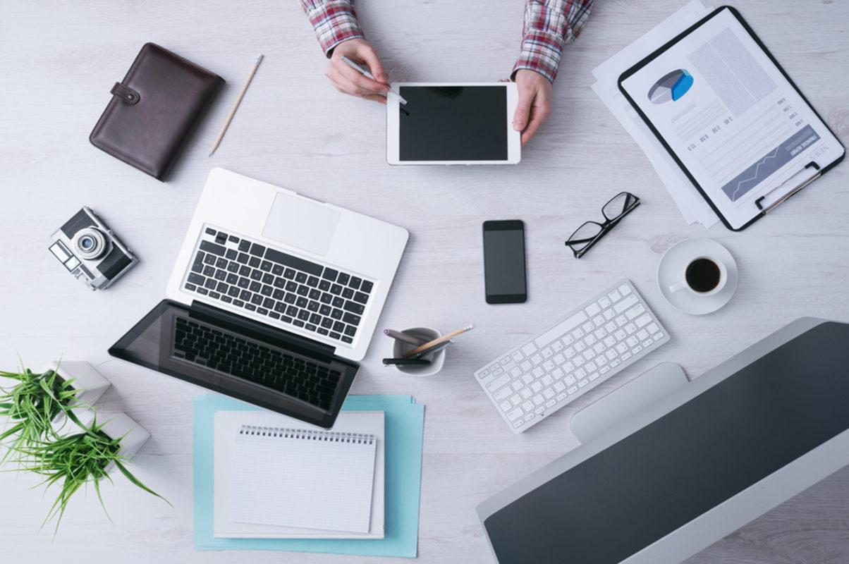 Oficina virtual vs. Oficina física