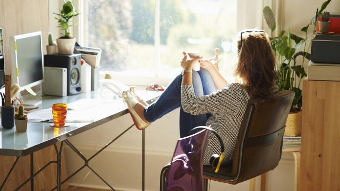 ¿Importa tu imagen cuando haces home office?